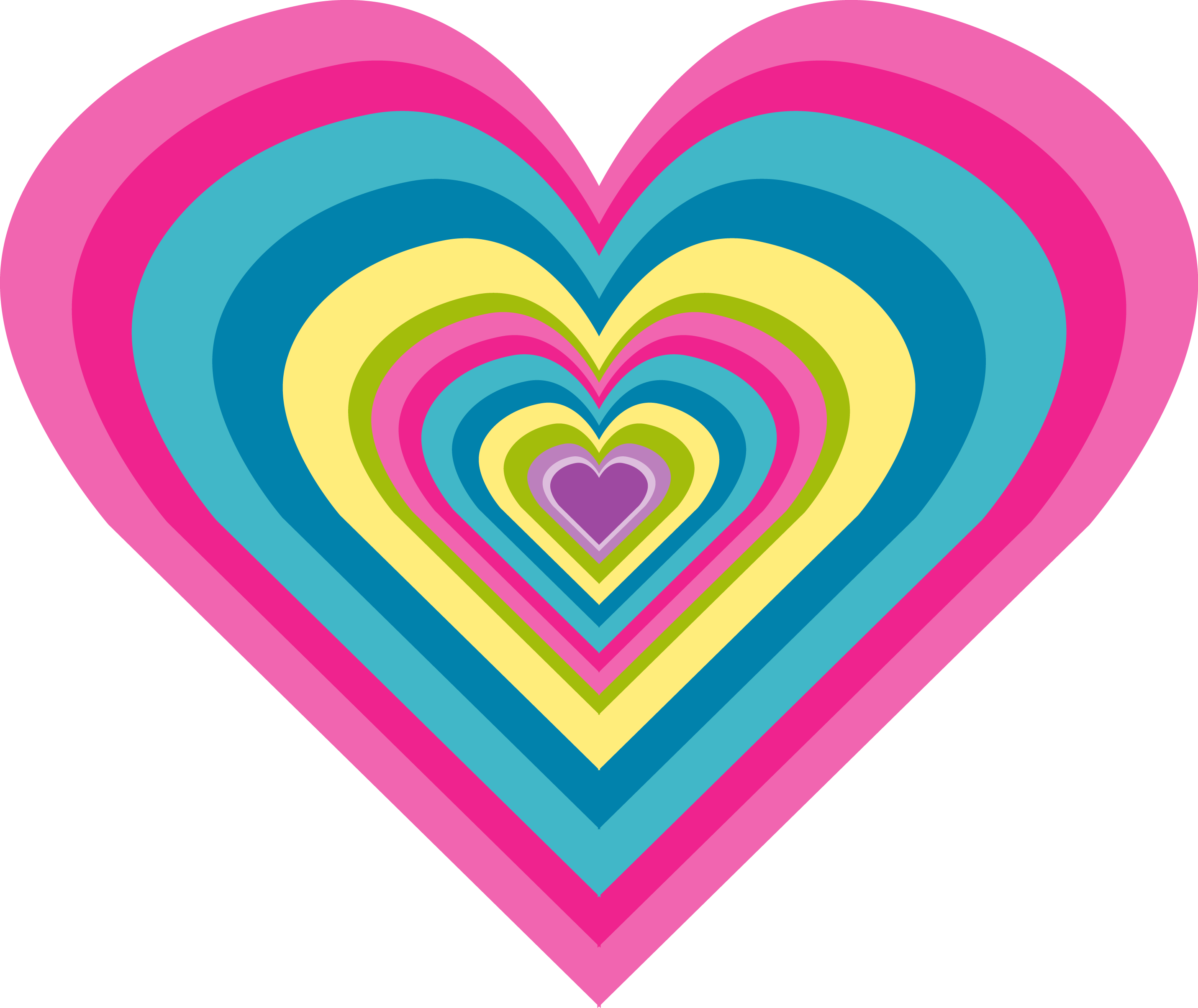 Glitter clipart colourful heart. Scrapbook all things positively