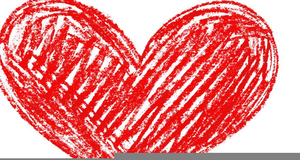 Hearts clipart scribble. Heart free images at
