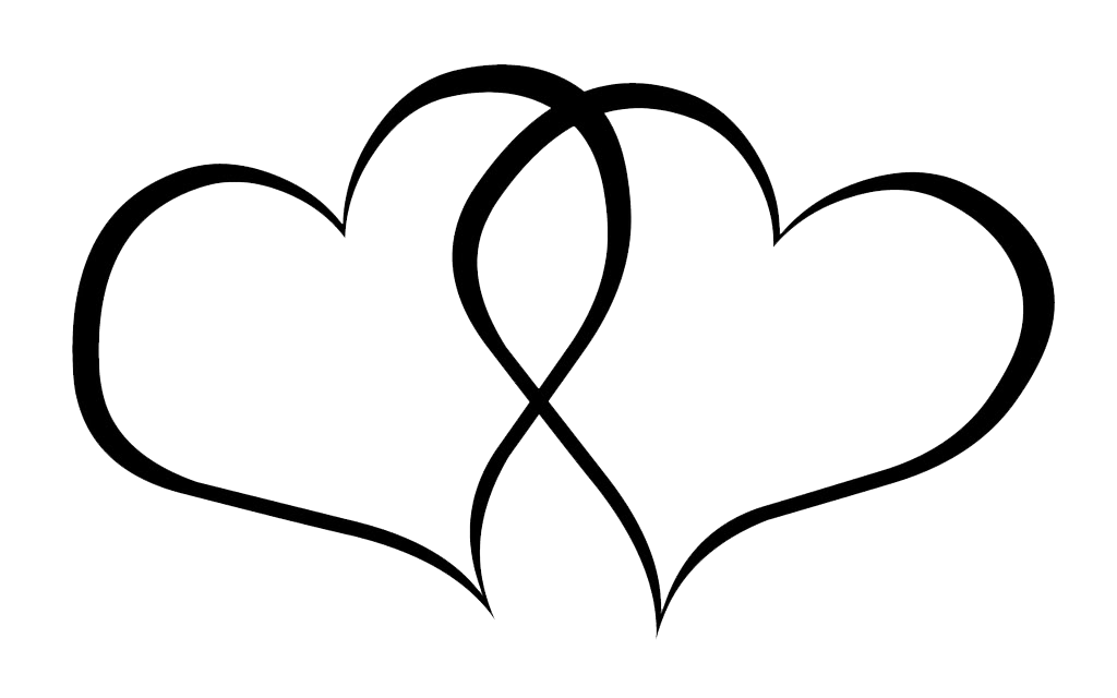 Wedding heart png . Hearts clipart ring