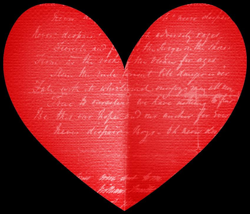 Heart clipart script. Pin by luna christensen