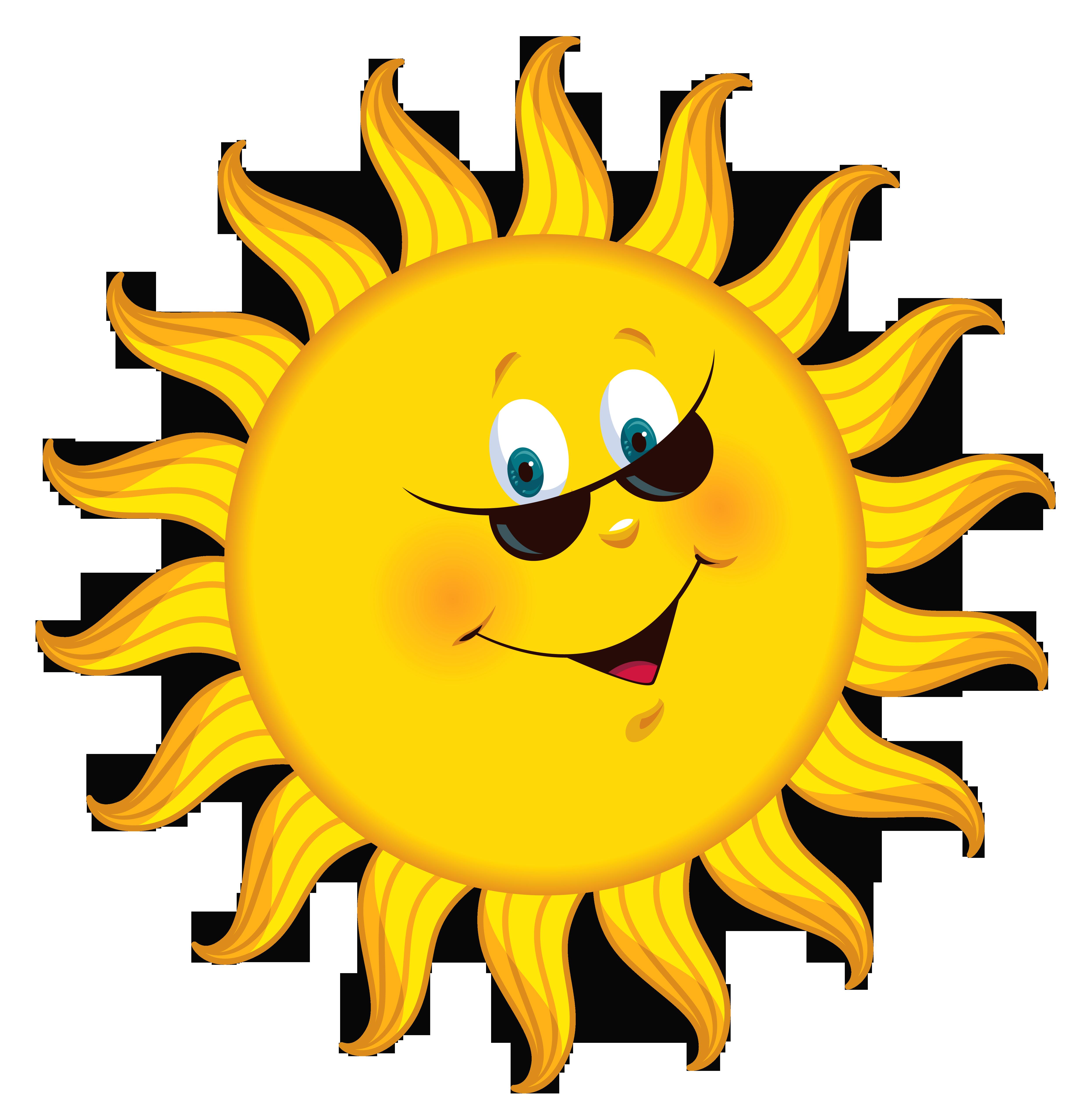 Clipart math transparent background. Cartoon sun png picture