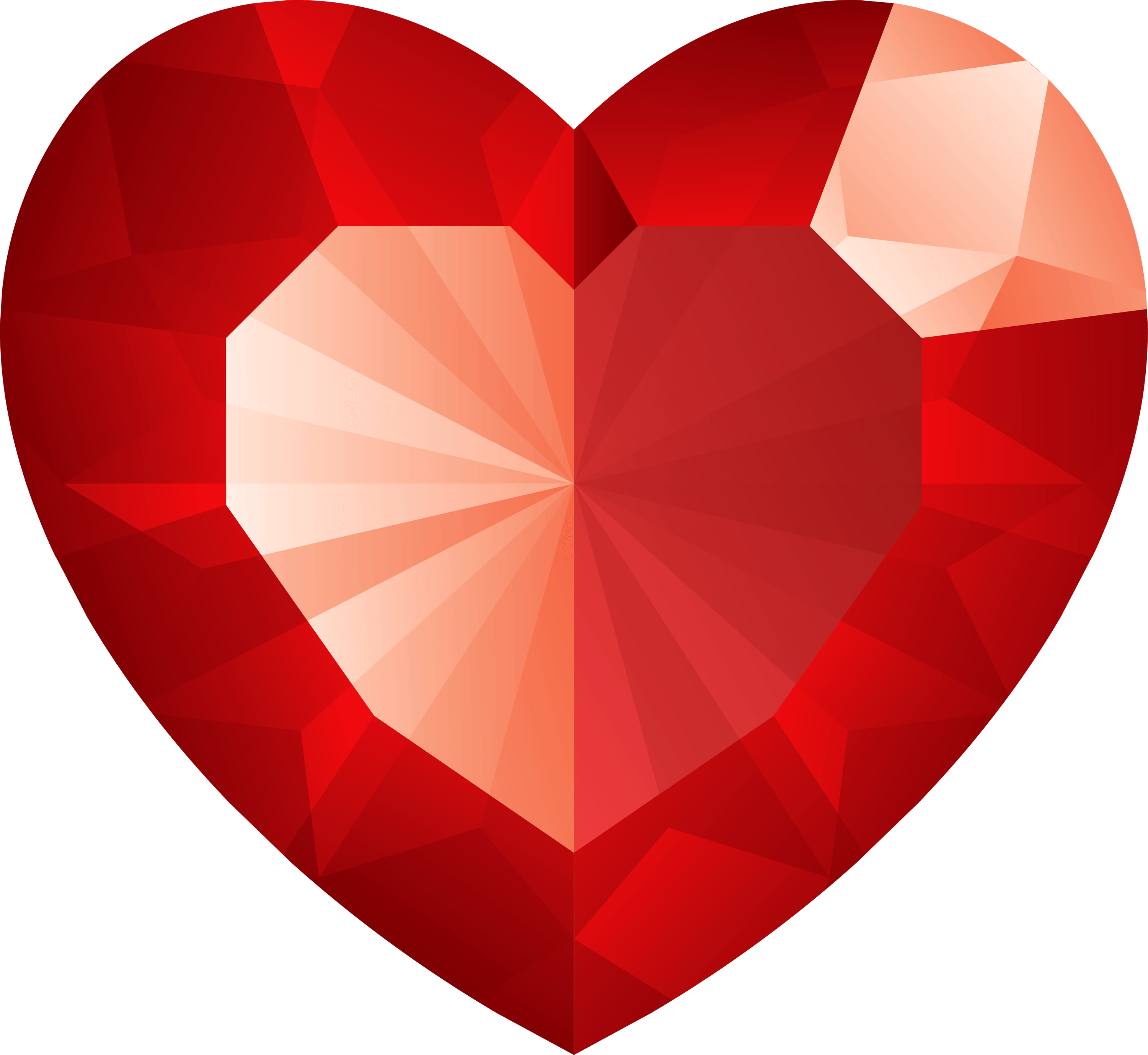 Hearts transparent png. Images stickpng diamond heart