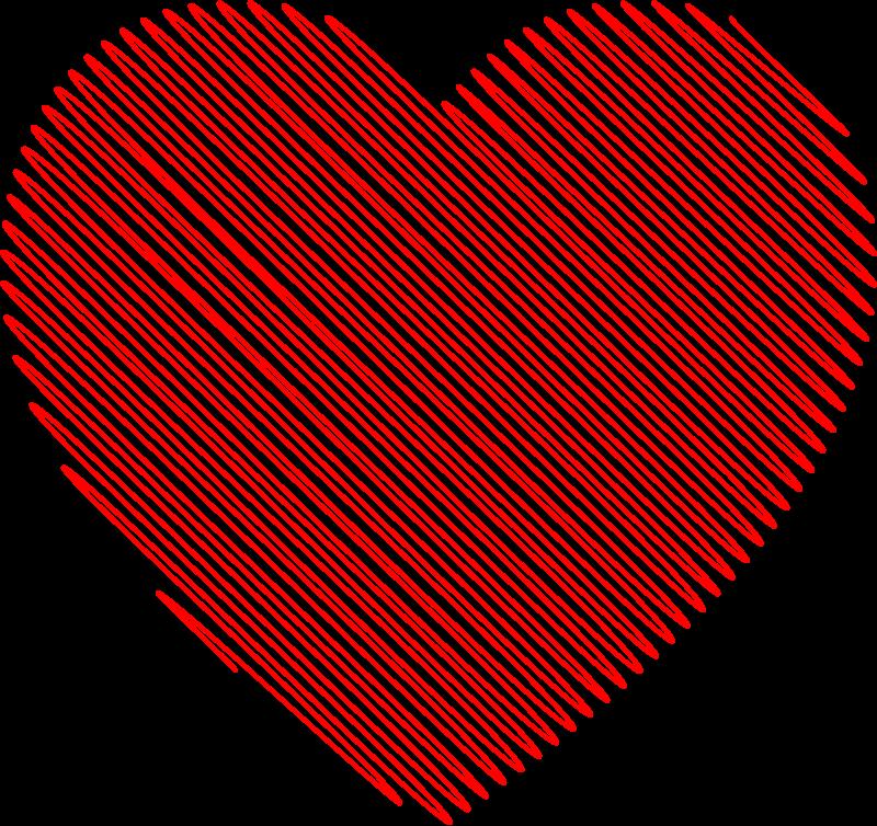 Hearts clipart rain. Vintage heart vector