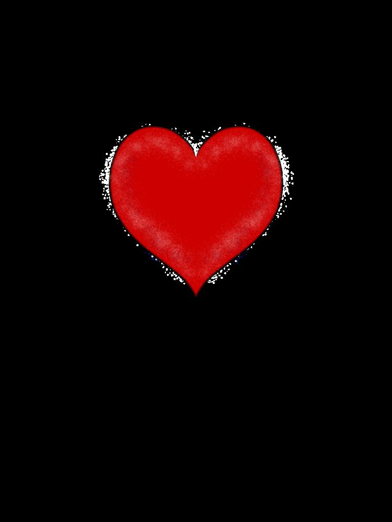 Vintage valentine hearts clip art valentine week