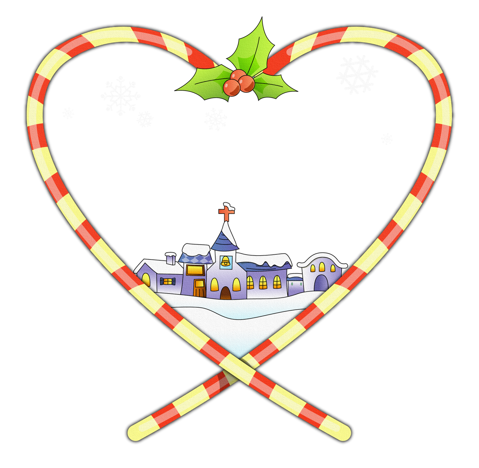 Pin by creative inspirations. Clipart heart winter