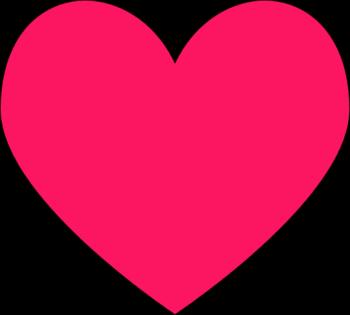 Heart clip art images. Hearts clipart