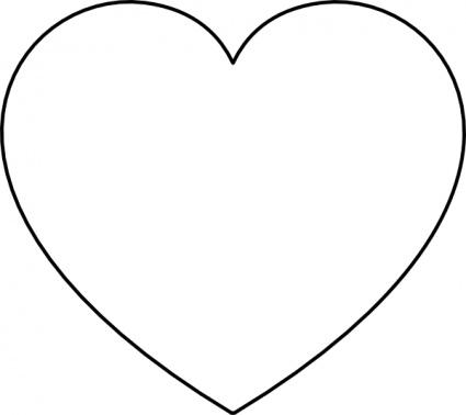 Clipart hearts black and white. Heart panda free