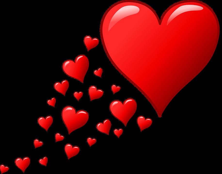 Heat clipart anniversary heart. Free image on pixabay