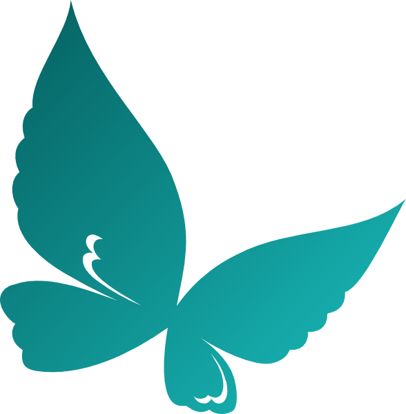 Crown clipart butterfly. Clip art at clker