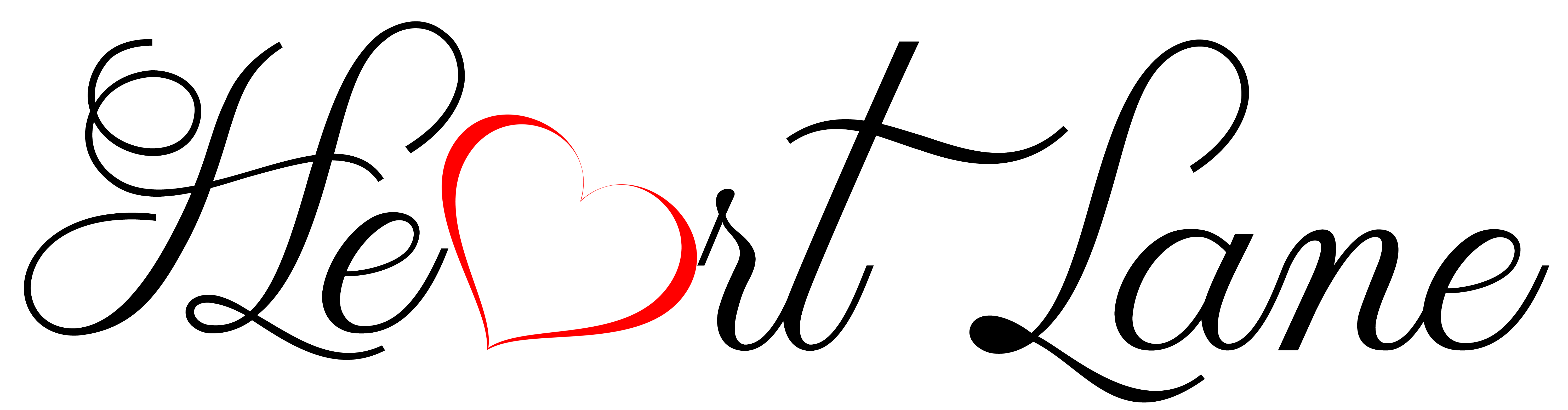 Clipart hearts calligraphy. Welcome to heart lane