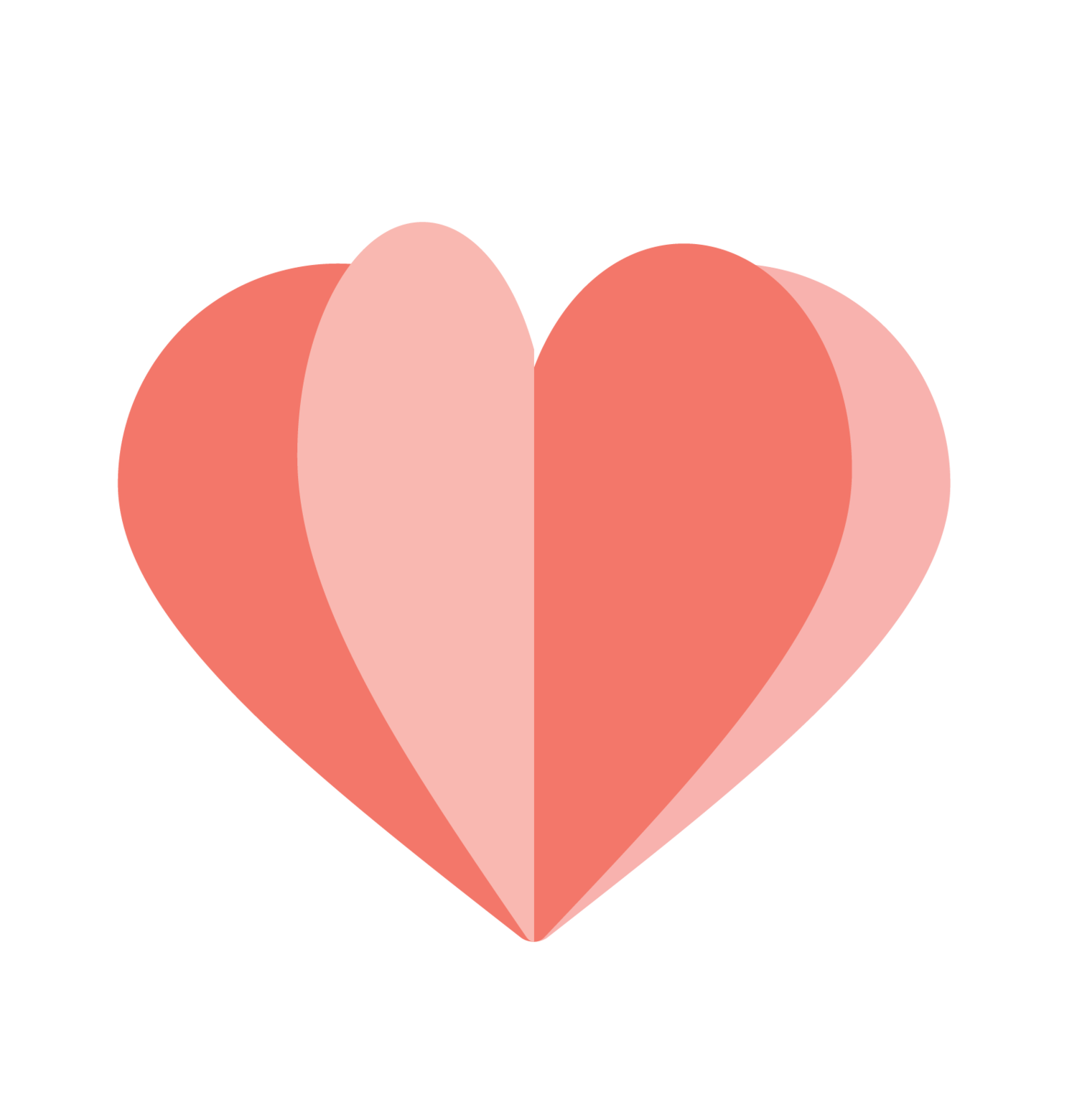 Clipart hearts calligraphy. Adoration
