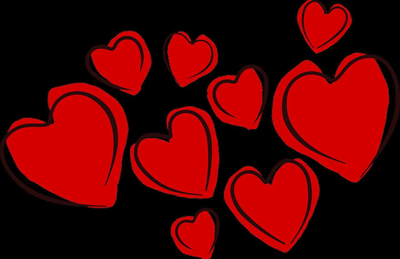 Hearts idealist careers . Valentine clipart modern