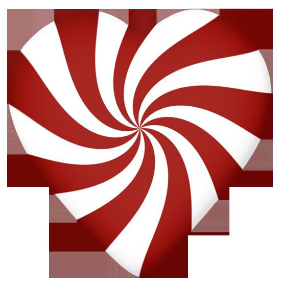 Clipart hearts christmas. Lacarolita x mas candy