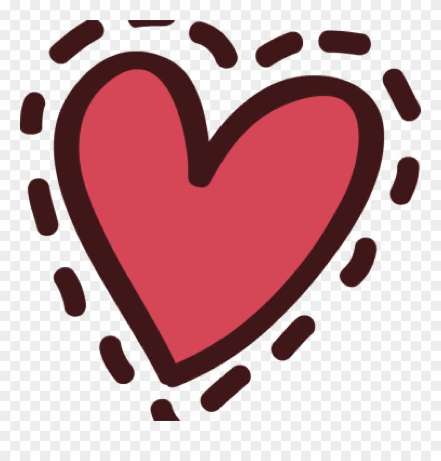 Innovation idea heart clip. Hearts clipart cute
