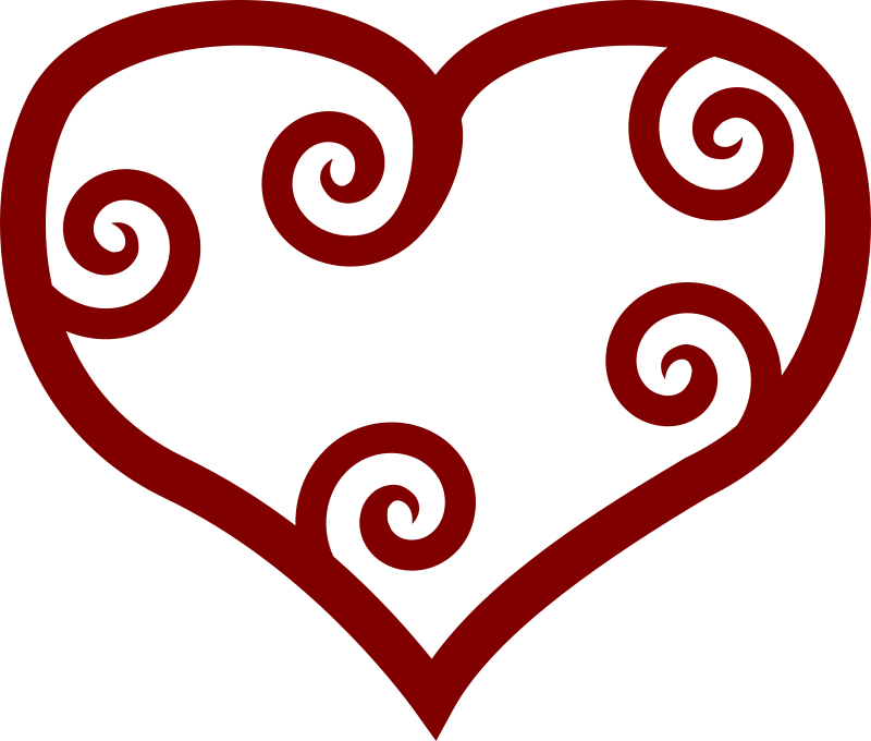 Hearts clipart mothers day. Heart free stock photo