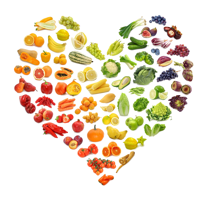 Hearts clipart food. Free download clip art