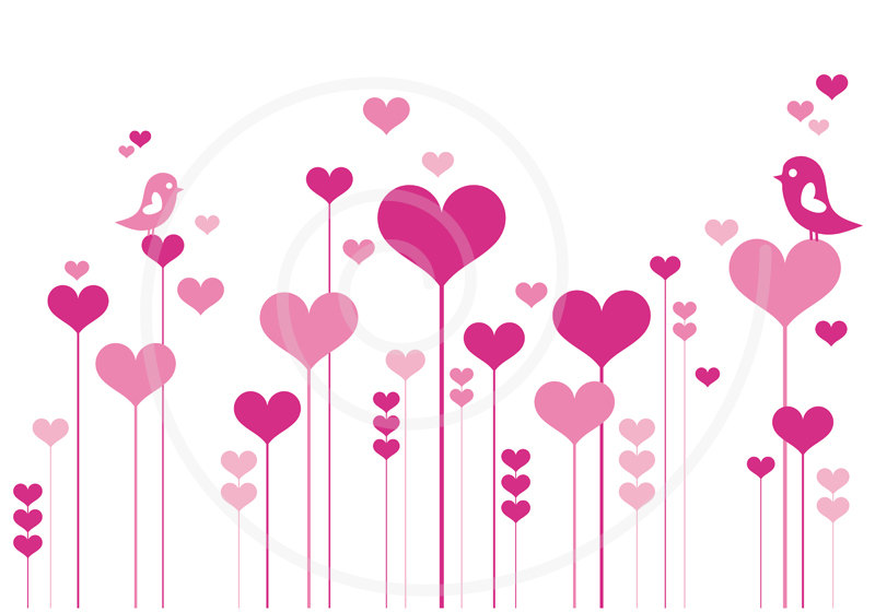 Heart . Clipart hearts garden