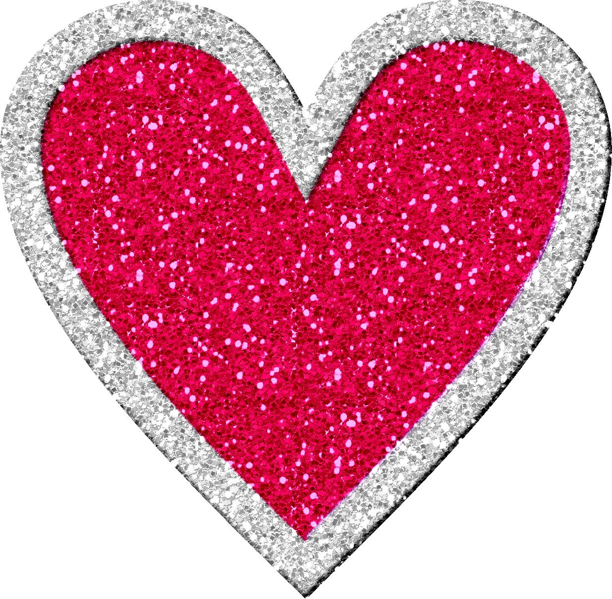 Glitter clipart red glitter. Heart pixel clip art