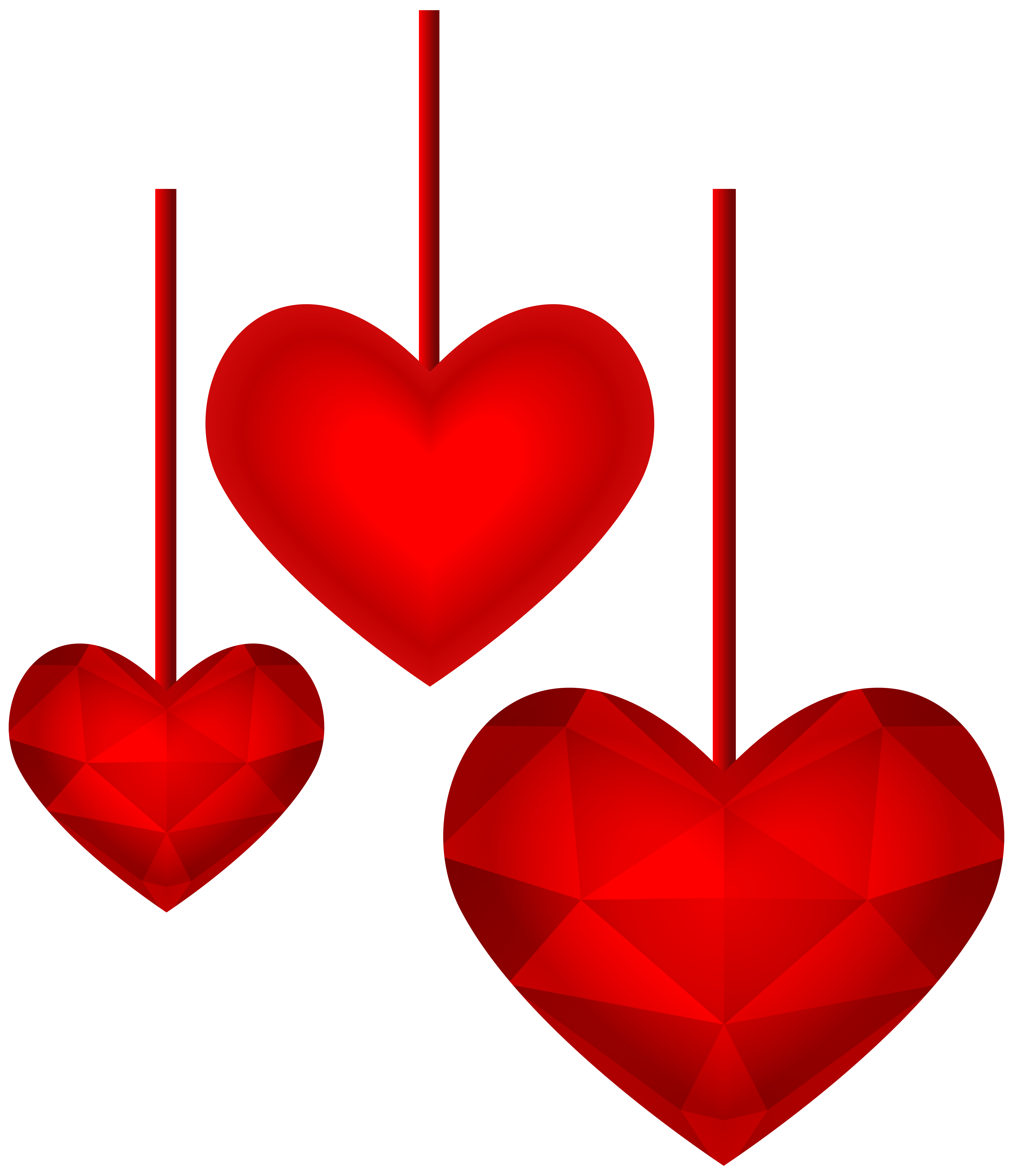 Clipart hearts lollipop. Hanging red transparent png