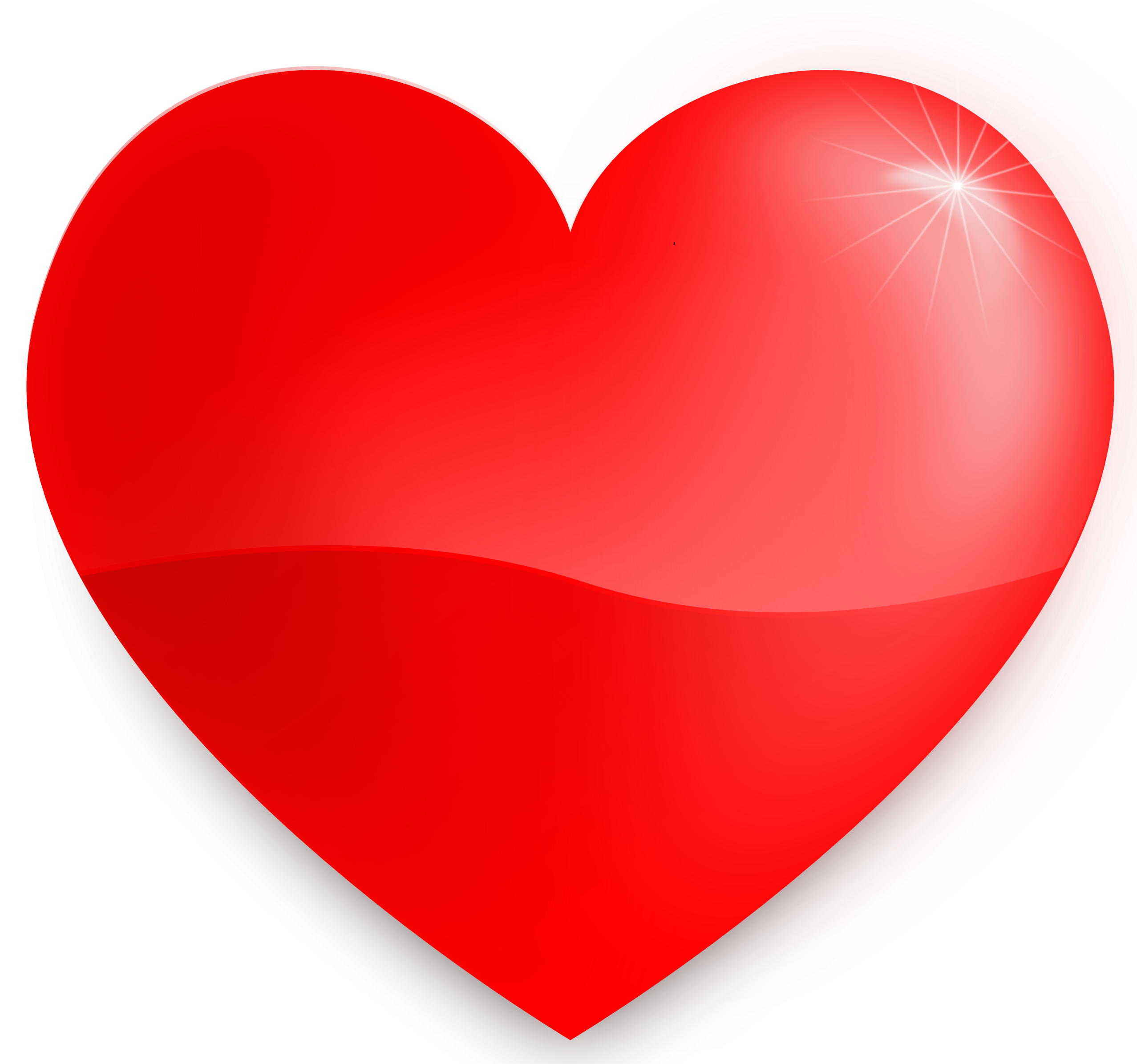 Png love . Number 1 clipart heart