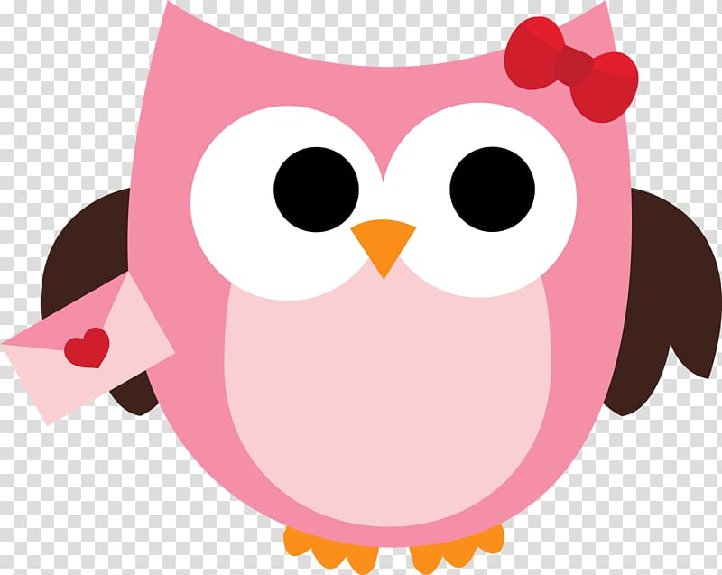 Valentines day heart cute. Cupid clipart owl