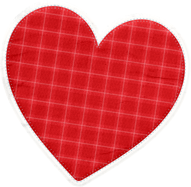 imprimibles de colores. Hearts clipart plaid