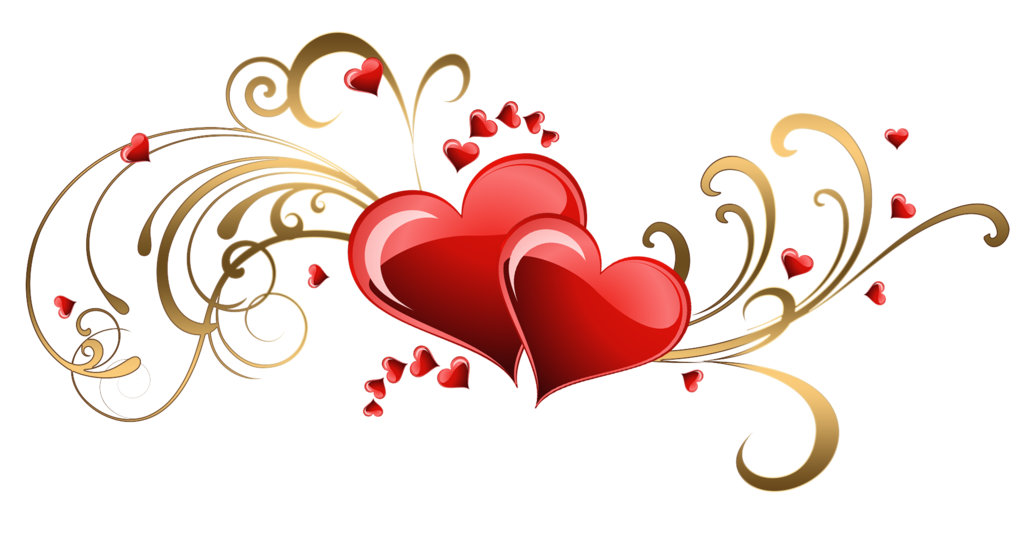 Hearts corners lz by. Heat clipart cluster heart