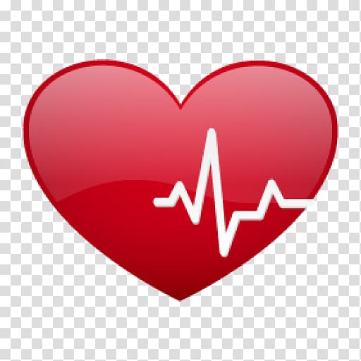 Heart rate monitor pulse. Heartbeat clipart sinus rhythm