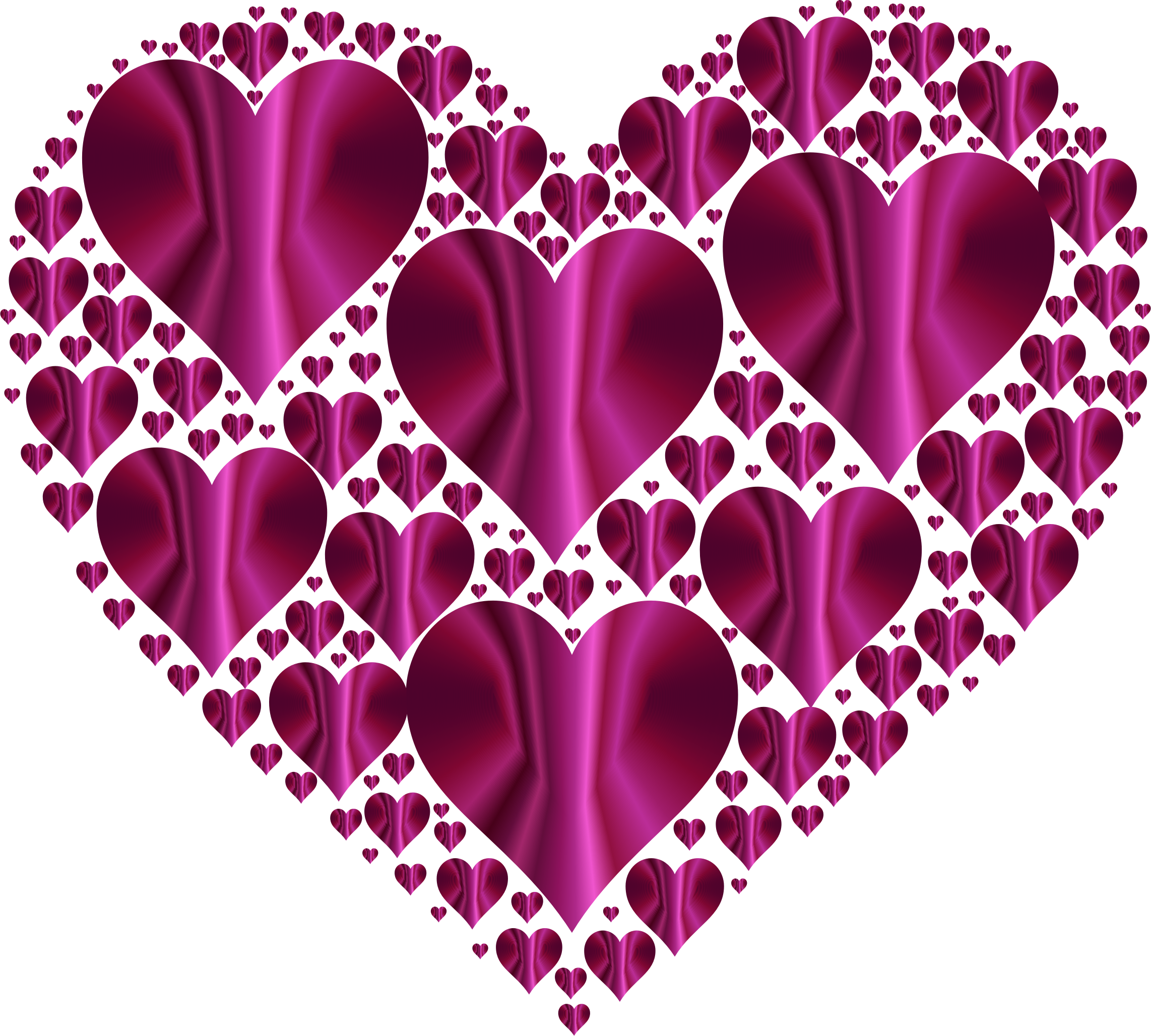 Hearts clipart purple. In heart rejuvenated no