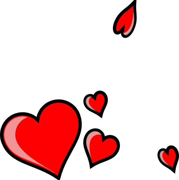 clipart hearts science