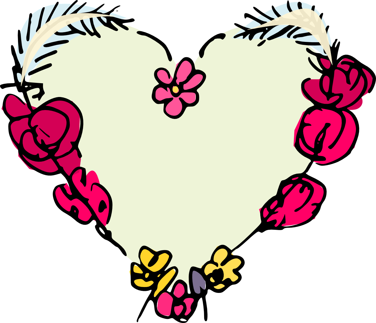 Free digital heart scrapbooking. Hearts clipart scrapbook