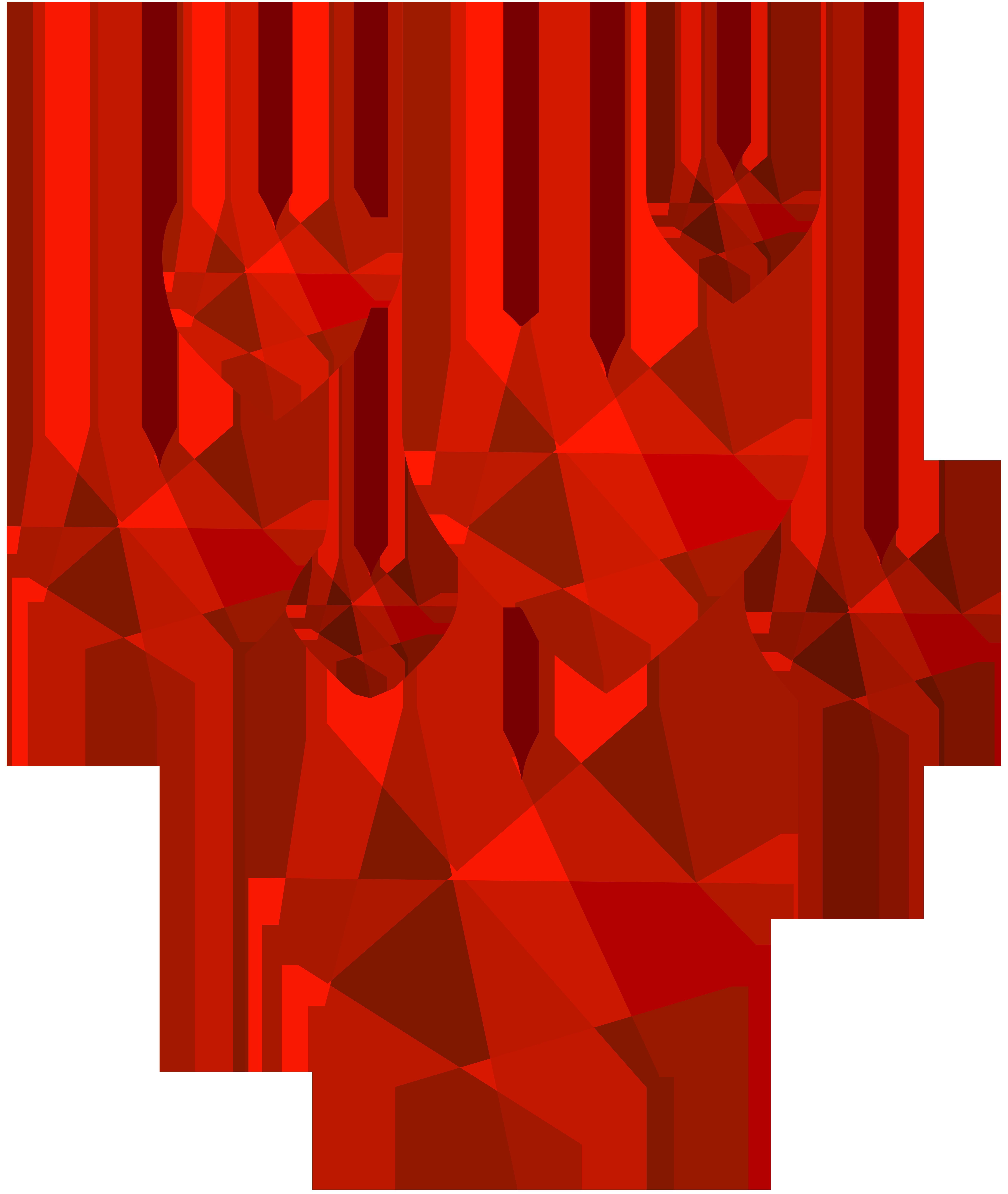 Rock clipart heart. Hanging hearts transparent clip