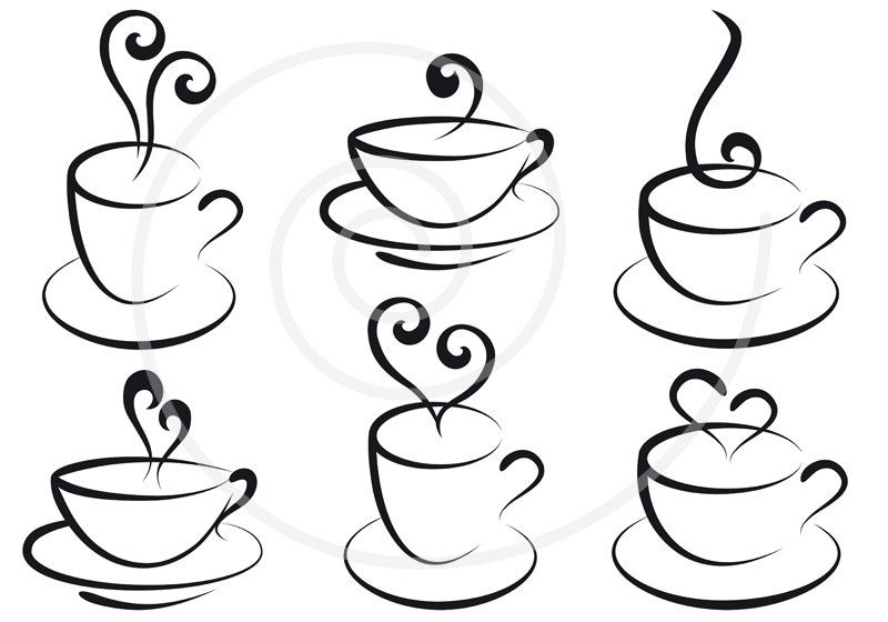 Cups clipart cuo. Pin on chalkboards