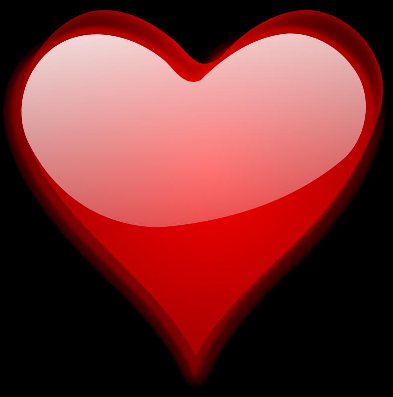 Heart free stock photo. Ladybug clipart valentine