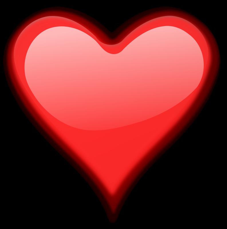 Hearts clipart monster. Heart free stock photo