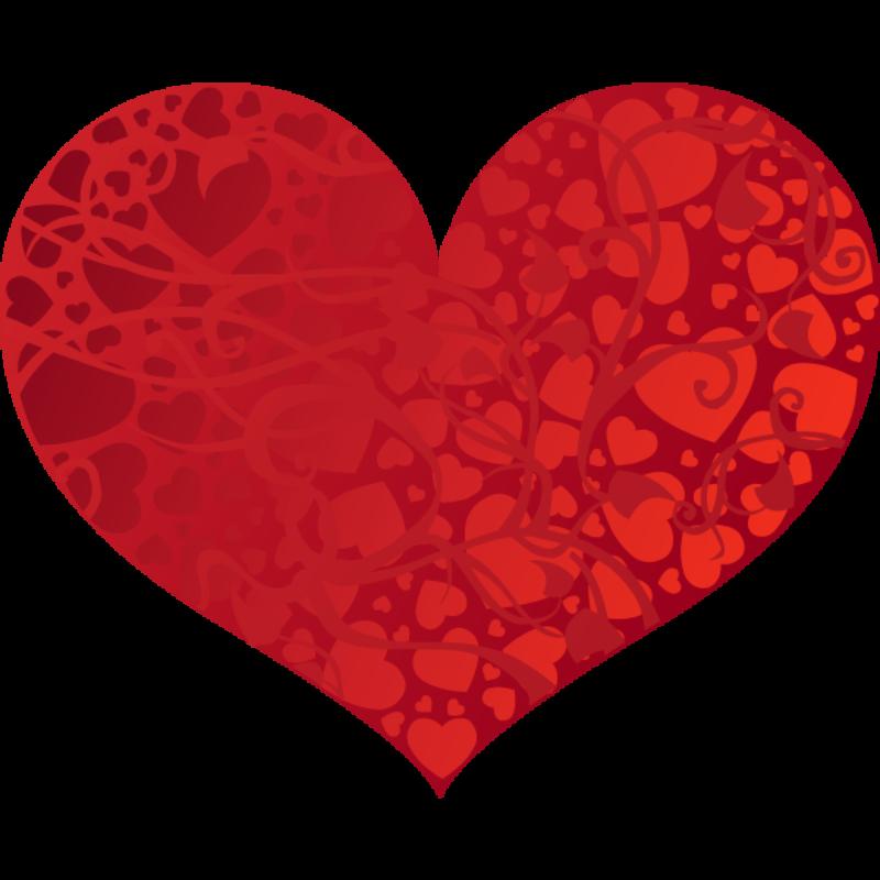 Pin by t ndi. Heat clipart coloured heart