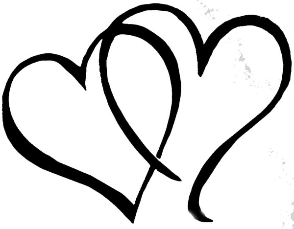 Free cliparts download clip. Heart clipart wedding