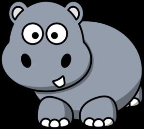 Hippo clipart clip art. Hippopotamus panda free images