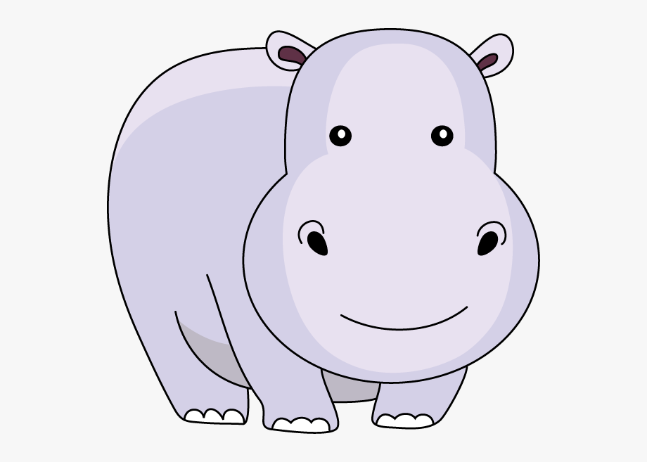 Clipart hippo, Clipart hippo Transparent FREE for download ...