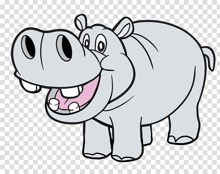 Clipart hippo animation. Animal hippopotamus free content