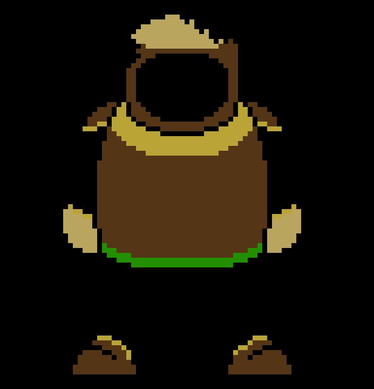 King hippopotamus computer icons. Clipart hippo character