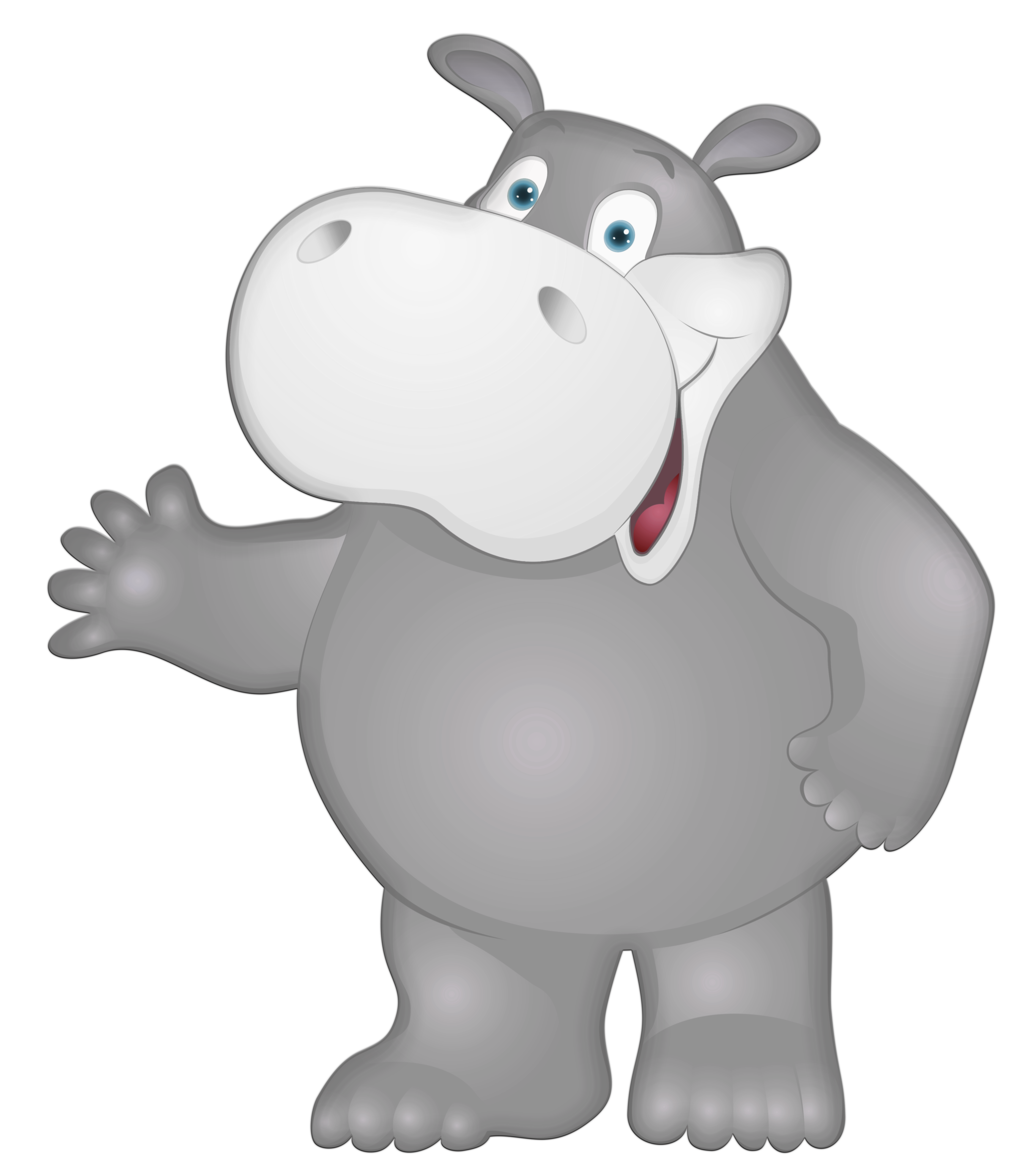 Transparent png gallery yopriceville. Hippo clipart pink hippo