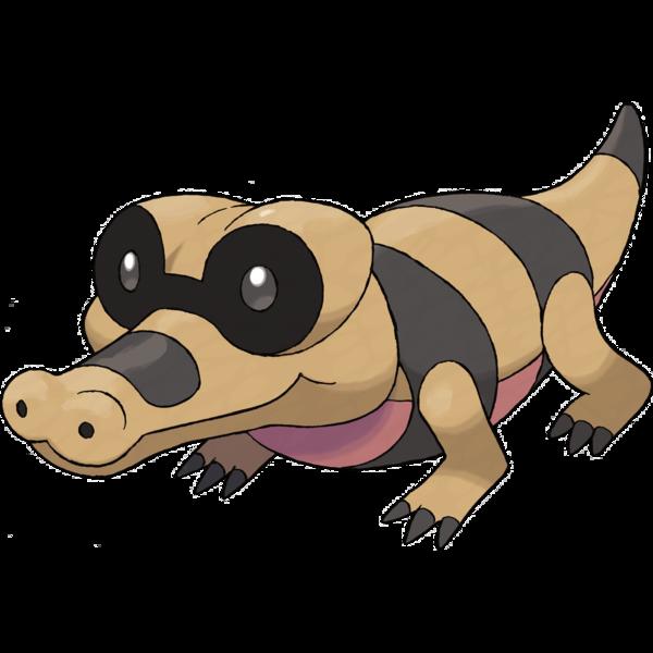 Clipart hippo crocodile. Gotta critique em all