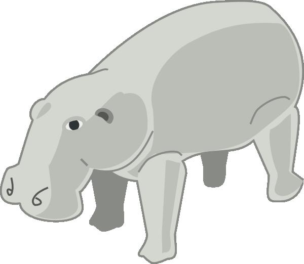 Clipart hippo dancing. Hippopotamus clip art free