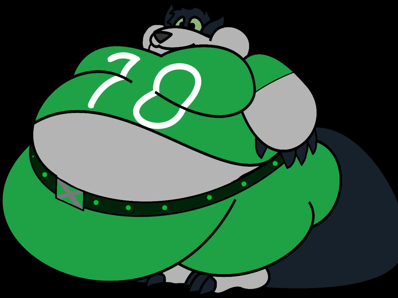 Ben wolfinson weasyl. Clipart hippo fat