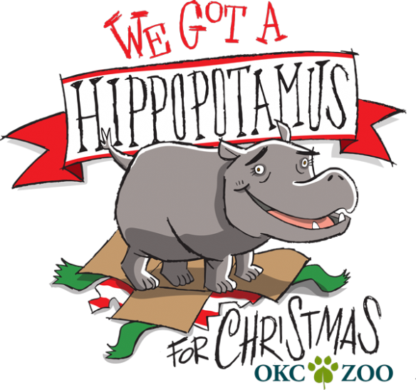 Okc zoo welcomes new. Clipart hippo female