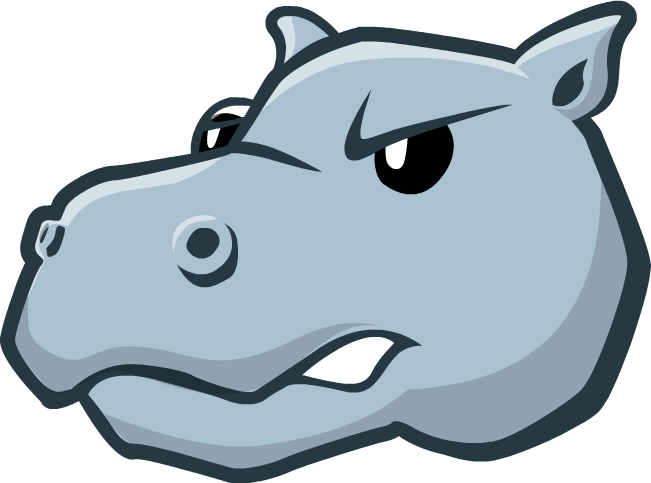 Image png wild ones. Clipart hippo hippo head