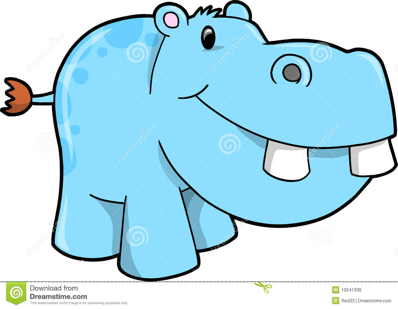 Baby free download best. Hippo clipart kid