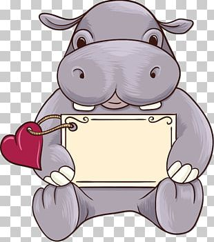 Clipart hippo love. Png images free download