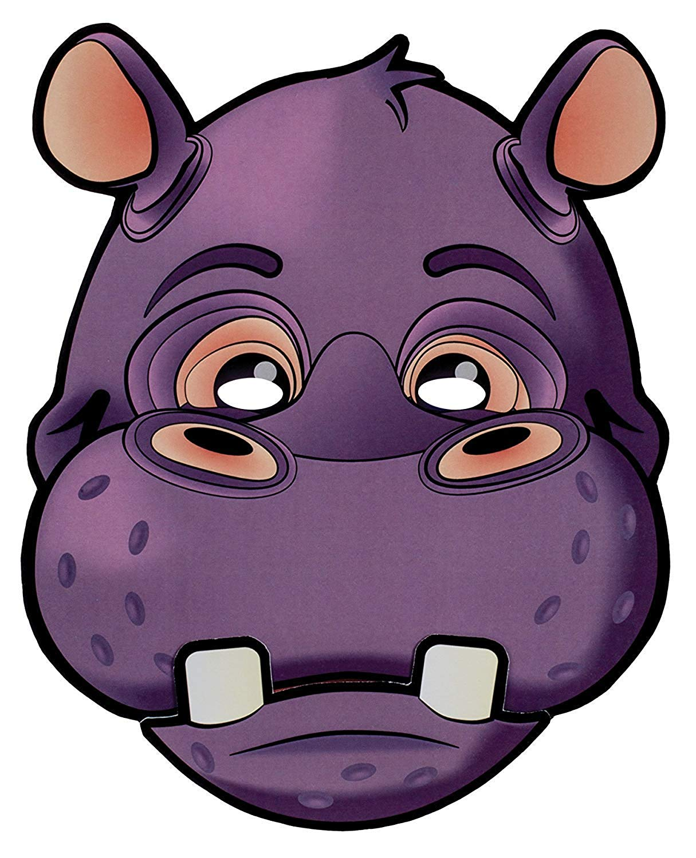 Clipart hippo moving. Blue sky studios mask